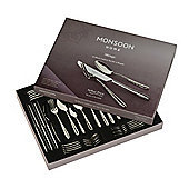 Monsoon Mirage by Arthur Price 44 Piece Cutlery Set, 6 Place Settings