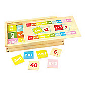 Bigjigs Toys Times Table Box