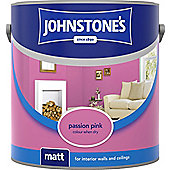 Johnstone's Matt Tester 75ml Passion Pink