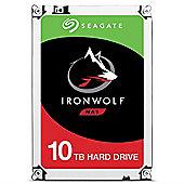 Seagate IronWolf 10TB 256MB 3.5IN SATA 6GB/s NAS HDD