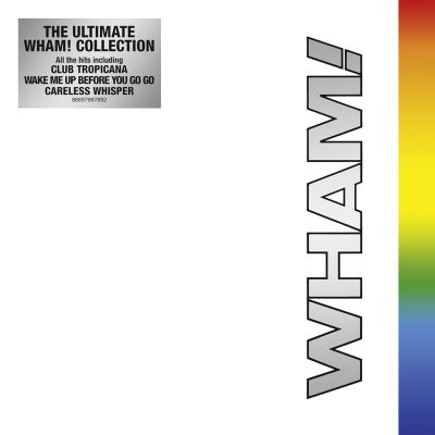 Wham! - The Final: 25th Anniversary CD