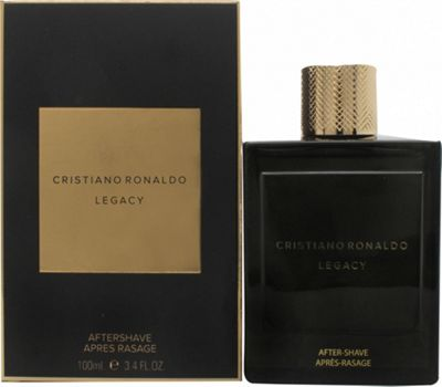 Cristiano Ronaldo Legacy Aftershave Lotion 100ml For Men
