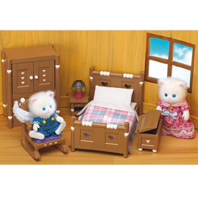 Sylvanian Families Bedroom Furniture Set