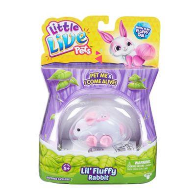 Little Live Pets Fluffy Friends Series 1 - Flossy Hop