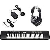Casio CTK-240 Package with Headphones and Adaptor