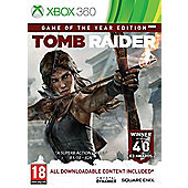Tomb Raider Game Of The Year Edition - Xbox-360