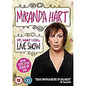 Miranda Hart: My, What I Call, Live Show (DVD)