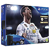 PlayStation 4 500GB FIFA 18 Console + Extra DualShock 4 Wireless Controller