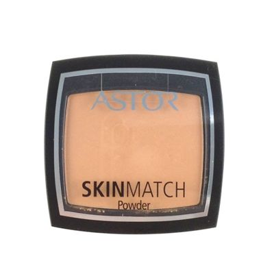 Astor Skin Match Compact Powder-400 Amber