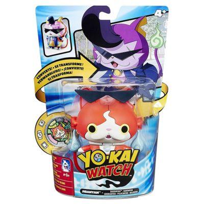 Yokai Watch Converting Jibanyan-Baddinyan Toy