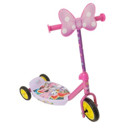 Disney Minnie Mouse Wide Ride Scooter