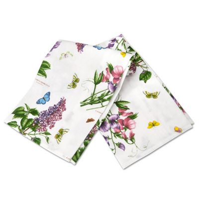 Portmeirion Botanic Garden Tea Towel 45cm by 74cm