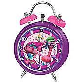 Trolls Mini Twinbell Alarm Clock