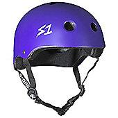 S1 Helmet Company Lifer Helmet - Purple Matt (Small)