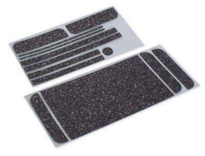 Tortoise™ Glitter Wrap for iPhone 5/5S/SE. Black