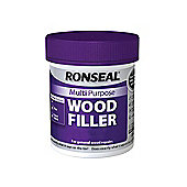 Ronseal Multi Purpose Wood Filler Tub Light 250g RSLMPWFL250G