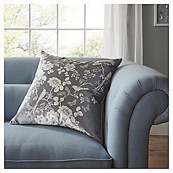 Fox Ivy Jardin Silhouette Fl Cushion