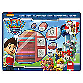 Paw Patrol Large Stampers Set