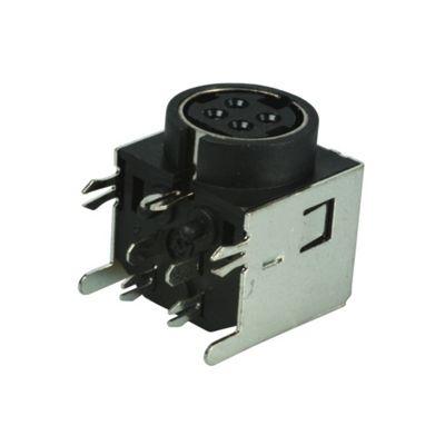PowerDin 4-Pin Ch Soc