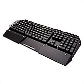 Cougar 500K Gaming Keyboard 32-bit ARM Cortex-M0 1000 Hz / 1 ms 1.8 m Plastic