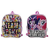 MLP Reversible Backpack