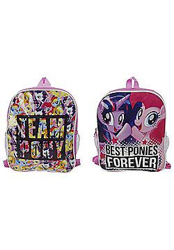 MLP Reversible Backpack