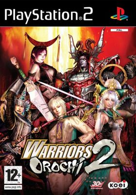Warriors Orochi 2 - PS2