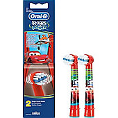 Oral-B Stages Power Kids Cars Replacement Toothbrush Heads