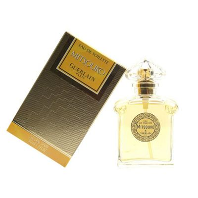 Mitsouko Eau De Toilette 50Ml Spray For Women By Guerlain.