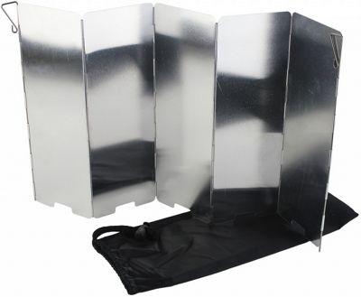 Yellowstone Aluminium Folding Stove Windshield