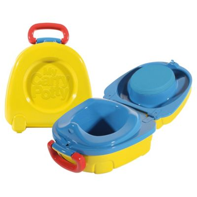 My Carry Potty yellow