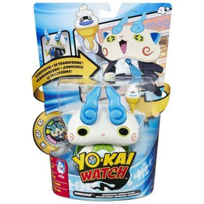 Yokai Watch Converting Komasan-Businessman Figure