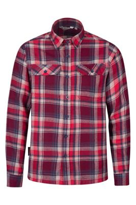 Mountain Warehouse Trace Mens Flannel Long Sleeve Shirt ( Size: M )