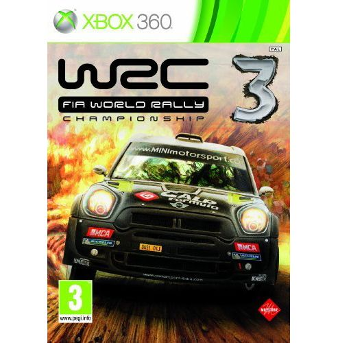 Wrc3 World Rally Championship