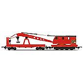 HORNBY Wagon R6797 RailRoad Breakdown Crane