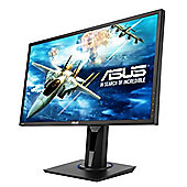 Asus VG245H ASUS VG245H 24-Inch Full HD Monitor (1920 x 1080, 1 ms, D-Sub, HDMI, USB3.0)