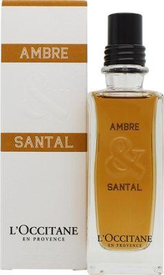 L'Occitane Ambre & Santal Eau de Toilette (EDT) 75ml Spray