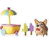 Chubby Puppies & Friends - Husky Ice Cream Stall