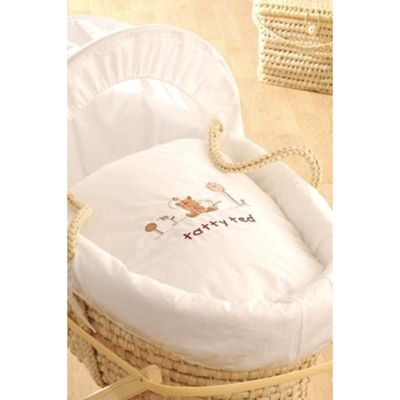 Isabella Alicia Moses Basket Bedding Set Tatty Ted Design