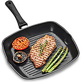 Andrew James Deluxe Griddle Pan With Detachable Handle