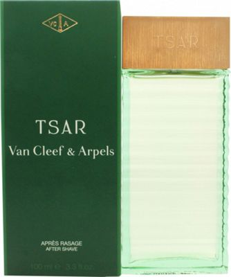 Van Cleef & Arpels Tsar Aftershave 100ml Spray For Men