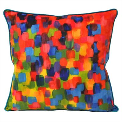 Riva Home Art Attack Multicolour Cushion Cover - 50x50cm