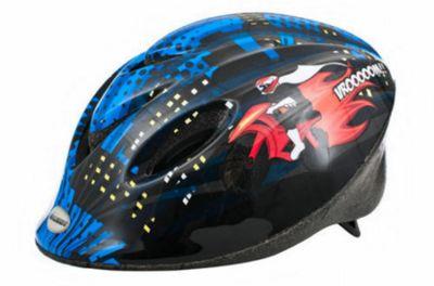 Raleigh Bandit Moto Kids Bike Helmet 48-52cm