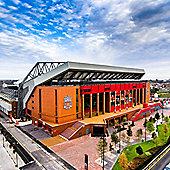 Liverpool FC Stadium Family Tour and The Steven Gerrard Collection