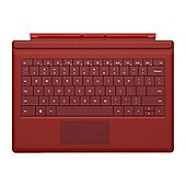 Microsoft RD2-00037 Backlit Type Cover keyboard For Surface Pro 3 Tablet