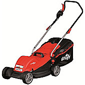 Grizzly Electric Lawn Mower 1800W with 44cm cut
