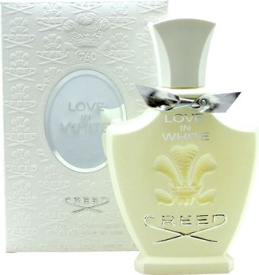 Creed Love In White Eau de Toilette (EDT) 75ml Spray For Women