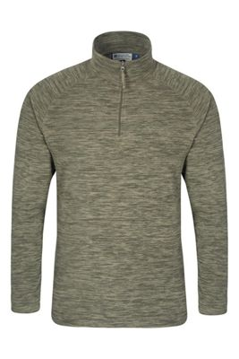 Mountain Warehouse Snowdon Mens Micro Fleece ( Size: S )