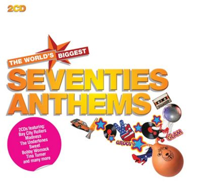 Worlds Biggest 70's Anthems