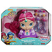 Shimmer & Shine Styling Head